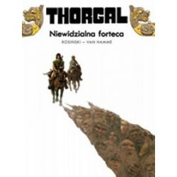 Thorgal. Niewidzialna forteca - tom 19