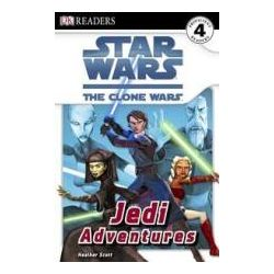 DK Readers Star Wars The Clone Wars : Jedi Adventures DK Reader Level 4