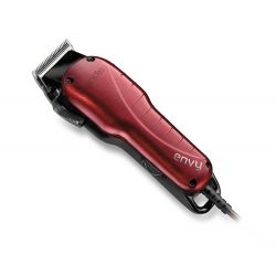 ANDIS # 66215 ENVY BARBERS PROFESSIONAL HAIR CLIPPER W/ ATTACHMENTS