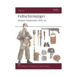 Fallschirmjager German Paratrooper 1935-45