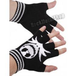 rękawiczki THE NIGHTMARE BEFORE CHRISTMAS bez palców [REK-040]