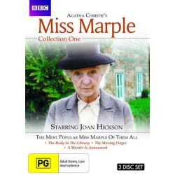 Agatha Christie Miss Marple - Collection 1