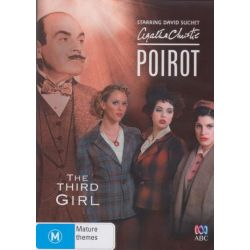 Agatha Christie Poirot - Third Girl