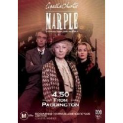 Agatha Christie Miss Marple - 4.50 from Paddington