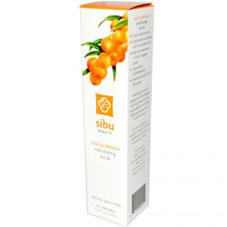 Sibu Beauty, Sea Buckthorn, Exfoliating Scrub, For All Skin Types, 3.3 fl oz (100 ml)