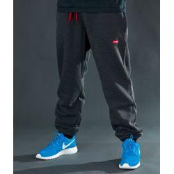 Prosto-ST Basic Spodnie Dresowe Grafitowe