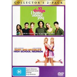 10 Things I Hate About You / Romy & Michelle's High School Reunion