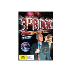 3rd Rock From the Sun - Season 1 (3 Disc Set)