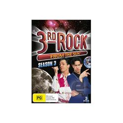 3rd Rock From the Sun - Season 3 (3 Disc Set)