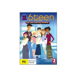 6teen - Take This Job and Squeeze It