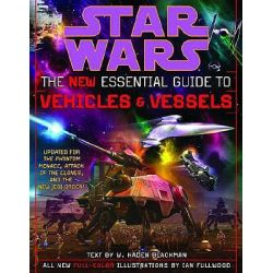 Booktopia - Star Wars, the New Essential Guide to Vehicles and Vessels by W. Haden Blackman, 9780345449023. Buy this book online.