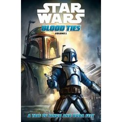 Booktopia - Star Wars, Blood Ties: Tale of Jango and Boba Fett by Christopher Scalf, 9781595826275. Buy this book online.