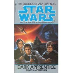 Booktopia - Star Wars, Jedi Academy - Dark Apprentice by Kevin J. Anderson, 9780553297997. Buy this book online.