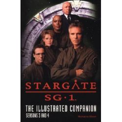 Booktopia - Stargate SG-1: Seasons 3 and 4, The Illustrated Companion by Thomasina Gibson, 9781840233551. Buy this book online.