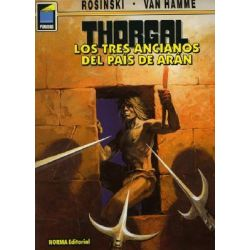 Booktopia - Thorgal, Vol. 3: Los Tres Ancianos del Pais de Aran, Thorgal Vol. 3: The Three Ancient Ones of Aran by Jean Hamme, 9781594970085. Buy this book online.
