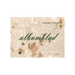 Albumblad - Lennart Didoff - Bok (9789185189410)   Bokus bokhandel