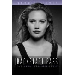 Booktopia - Backstage Pass, The Naomi Striemer Story by Naomi Striemer, 9780816345182. Buy this book online.