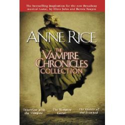 Booktopia - The Vampire Chronicles Collection by Anne Rice, 9780345456342. Buy this book online.