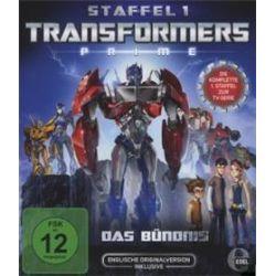 Filme: (1)Das Bündnis (Platin-Edition) von David Hartman von Transformers:Prime mit Transformers Prime