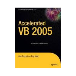 Booktopia - Accelerated VB 2005 2005, Apress Ser. by Guy Fouche, 9781590598016. Buy this book online.