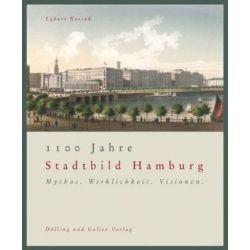 Bücher: 1100 Jahre Stadtbild Hamburg von Egbert Kossak