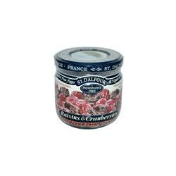 St. Dalfour, Raisins & Cranberries, 7 oz (200 g) - iHerb.com