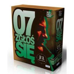 07 zgłoś się - Box (10DVD) (DVD) - Krzysztof Szmagier - Merlin.pl