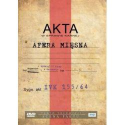 Afera mięsna (DVD) - Janusz Dymek - Merlin.pl