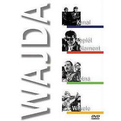 Andrzej Wajda: pakiet 4 płyt DVD (DVD) - Andrzej Wajda - Merlin.pl