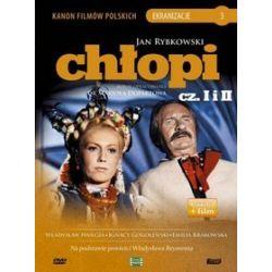 Chłopi (książka+DVD) (druk/DVD) - Jan Rybkowski - Merlin.pl