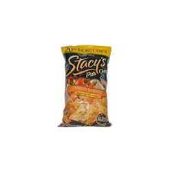 Stacy's, Pita Chips, Italian Harvest Flavored, 7 1/3 oz (207.8 g) - iHerb.com