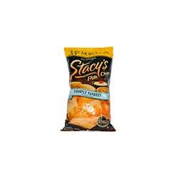 Stacy's, Pita Chips, Simply Naked, Nothing But Sea Salt, 8 oz (226.8 g) - iHerb.com