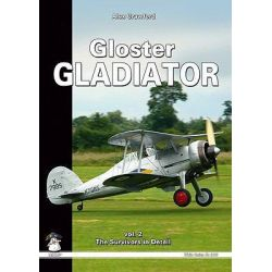 Booktopia - Gloster Gladiator, Survivors and Airframe Details v. 2 by Alex Crawford, 9788389450647. Buy this book online.