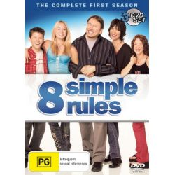 8 Simple Rules on DVD. Buy new DVD & Blu-ray movie releases from Booktopia, Australia's online DVD store