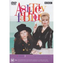 Absolutely Fabulous on DVD. Buy new DVD & Blu-ray movie releases from Booktopia, Australia's online DVD store