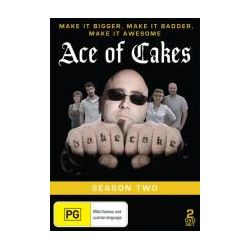 Ace of Cakes on DVD. Buy new DVD & Blu-ray movie releases from Booktopia, Australia's online DVD store