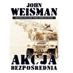 Akcja Bezpośrednia - John Weisman - Merlin.pl