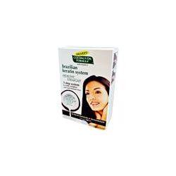 Palmer's, Coconut Oil Formula, Brazilian Keratin System, Healthy Straight, 3-Step System - iHerb.com