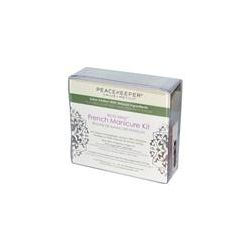 Peacekeeper Cause-Metics, Eco-Sexy, French Manicure Kit, 3 Bottles - iHerb.com
