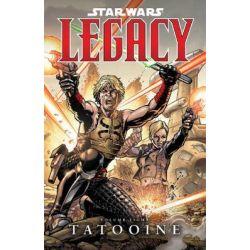 Booktopia - Star Wars - Legacy, Tatooine v. 8 by John Ostrander, 9781848565173. Buy this book online.