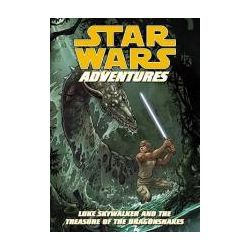Booktopia - Star Wars Adventures, Luke Skywalker and the Treasure of the Dragonsnakes by Tom Taylor, 9781595823472. Buy this book online.