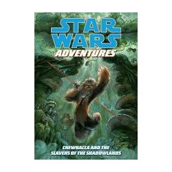Booktopia - Star Wars Adventures, Chewbacca and the Slavers of the Shadowlands by Jennifer Meyer, 9781595827647. Buy this book online.