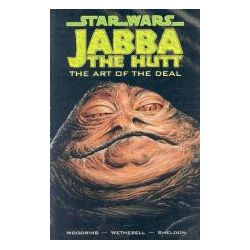 Booktopia - Star Wars: Art of the Deal, Jabba the Hutt by Jim Woodring, 9781569713105. Buy this book online.