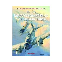 Booktopia - He 111 Kampfgeschwader on the Russian Front by John Weal, 9781780963075. Buy this book online.