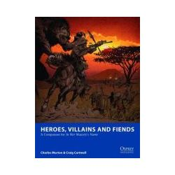 Booktopia - Heroes, Villains and Fiends, A Companion for In Her Majesty's Name by Craig Cartmell, 9781472803450. Buy this book online.