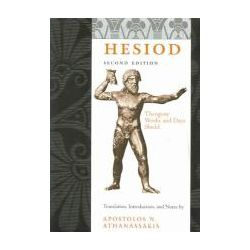Booktopia - Hesiod: WITH Works and Days AND Shield, Theogony, Works and Days, Shield by Hesiod, 9780801879845. Buy this book online.