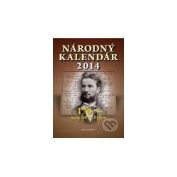Národný kalendár 2014 - Knihy   Martinus.cz