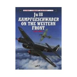 Booktopia - Ju 88 Kampfgeschwader on the Western Front, Combat Aircraft Ser. by John Weal, 9781841760209. Buy this book online.