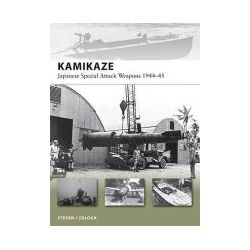 Booktopia - Kamikaze, Japanese Special Attack Weapons 1944-45 by Steven J. Zaloga, 9781849083539. Buy this book online.