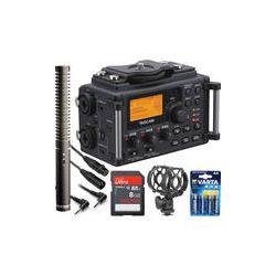 Tascam Tascam DR-60D 4-Channel Digital Recorder and Rode NTG-1